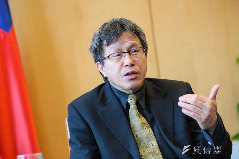 駐德大使謝志偉19日發文表示,德國專家把「海嘯、地震、強鄰中國」當成台灣三害。(資料照,顏麟宇攝)