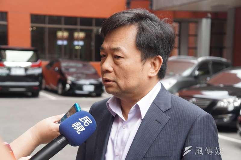 行政院副院長林錫耀25日主持「行政院人口政策會報」,他認為人口老化及少子女化問題應該由各部會共同努力。(資料照,盧逸峰攝)