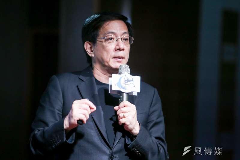 前國發會主委管中閔表示,亞洲高教市場的缺口就是台灣的機會,將以台大和台大系統(包括台師大和台科大)為資源平台,爭取國際名校的深度合作。(資料照,陳明仁攝)