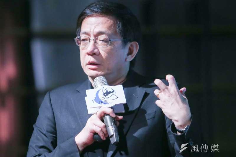 台大校長遴選爭議持續延燒,北美洲台灣人教授協會於12日發表調查報告,指出找到管中閔抄襲證據。(資料照,陳明仁攝)