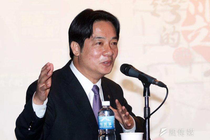 由於台南的水量吃緊,市長賴清德決定啟用曾文淨水場。(資料照,蘇仲泓攝)