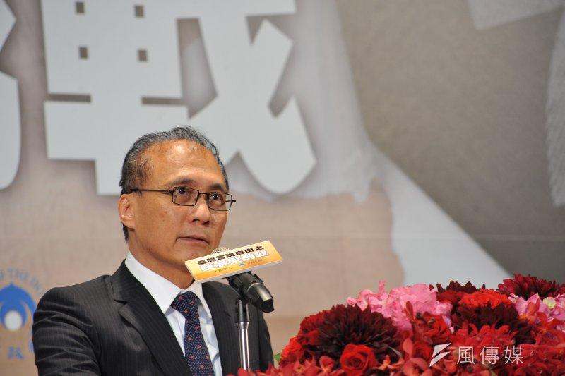 行政院院長林全宣示,將處理空污問題。(資料照片,甘岱民攝)