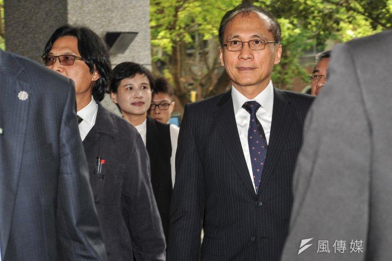 「台灣言論自由之發展與挑戰座談會」,行政院長林全出席。(甘岱民攝)