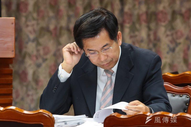教育部長潘文忠表示,在轉型退場條例立法通過後,會要求大學在解散後3年內全面清算,不讓大學一再拖延。(資料照,顏麟宇攝)
