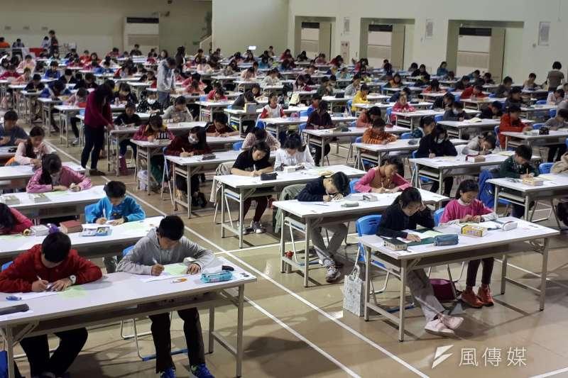 作者認為,國民教育有普及精神,但中小學的經費卻有資源不均的問題。(資料照,許占鳳攝)