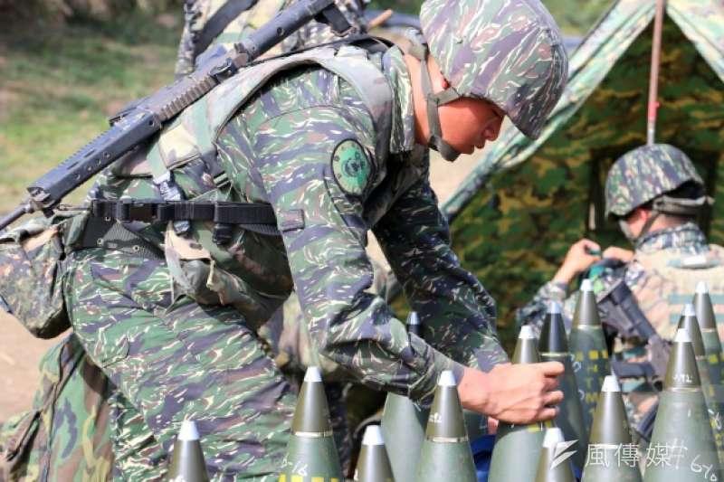海軍陸戰隊 國軍演習(資料照,取自軍聞社官方網站)