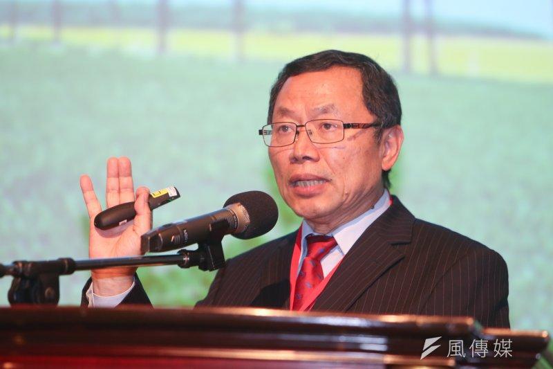 台灣自來水公司董事長郭俊銘表示,台水過去10年裡有8年都是虧損,但是設備更新的腳步不能慢下來,希望可以透過更換管線,改善台灣漏水的情況。(資料照,陳明仁攝)