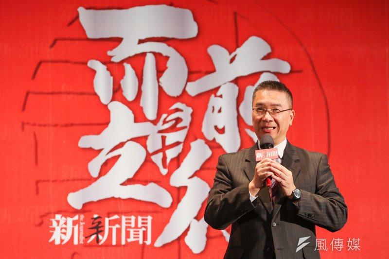 20170423新新聞三十年.行政院發言人徐國勇(陳明仁攝)