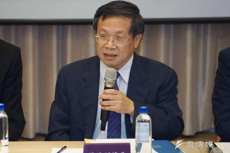張慶瑞表示,台大之所以偉大,在於培育各界的領導者,「人」才是讓台大偉大的主因。(資料照,盧逸峰攝)