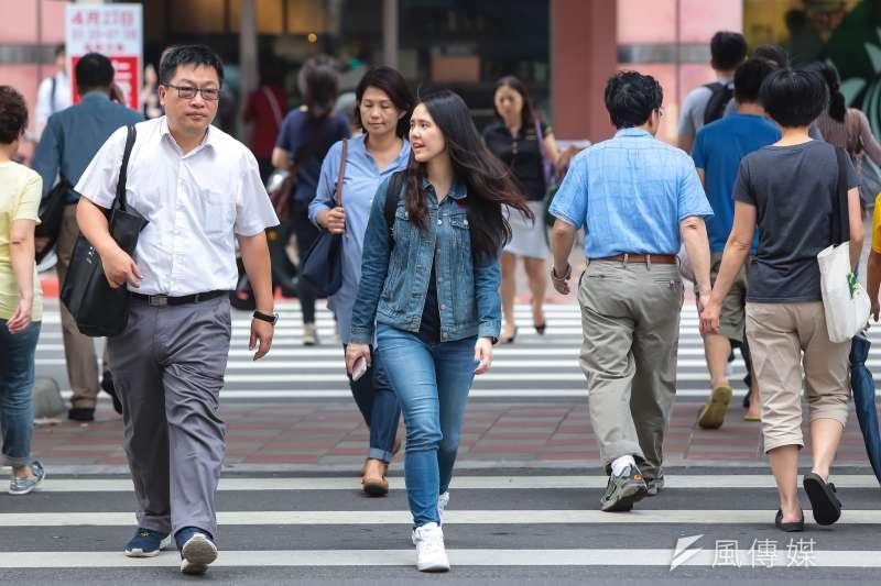 《經濟學人》公布民主指數,台灣總平均為7.73分,排在第33名。(資料照,顏麟宇攝)