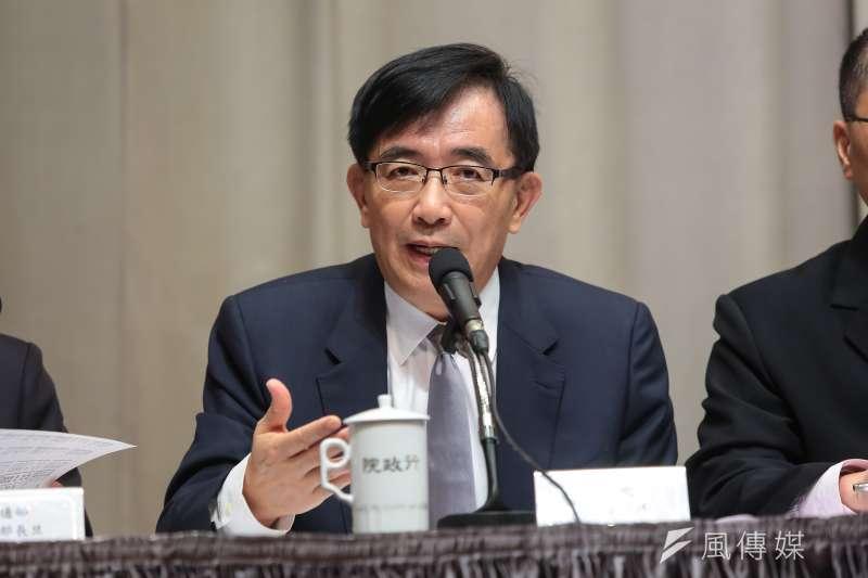 作者認為,現任交通部長吳宏謀上任後,許多政策立意雖好但是缺乏全盤規劃,對歡光產業的振興助益不大。(資料照,顏麟宇攝)
