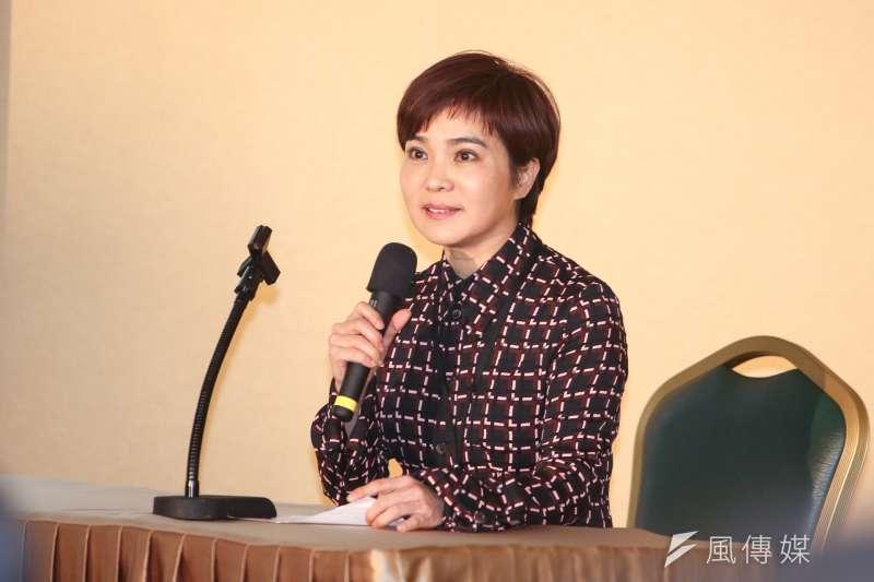 資深媒體人李艷秋對不理性的韓粉提告,30日在臉書公布該名韓粉的道歉信。(資料照,陳明仁攝)