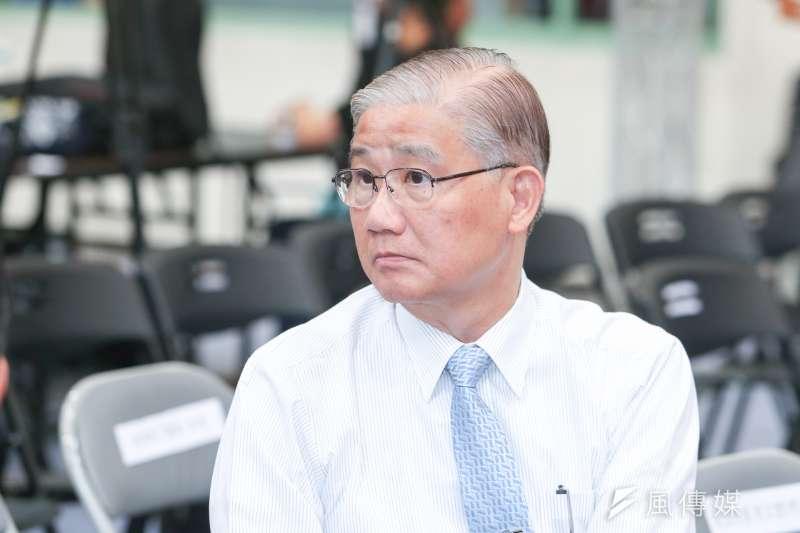 前台大校長楊泮池因為論文爭議而表明辭職不再續任,沒想到又進入台大校長遴選名單。(陳明仁攝)