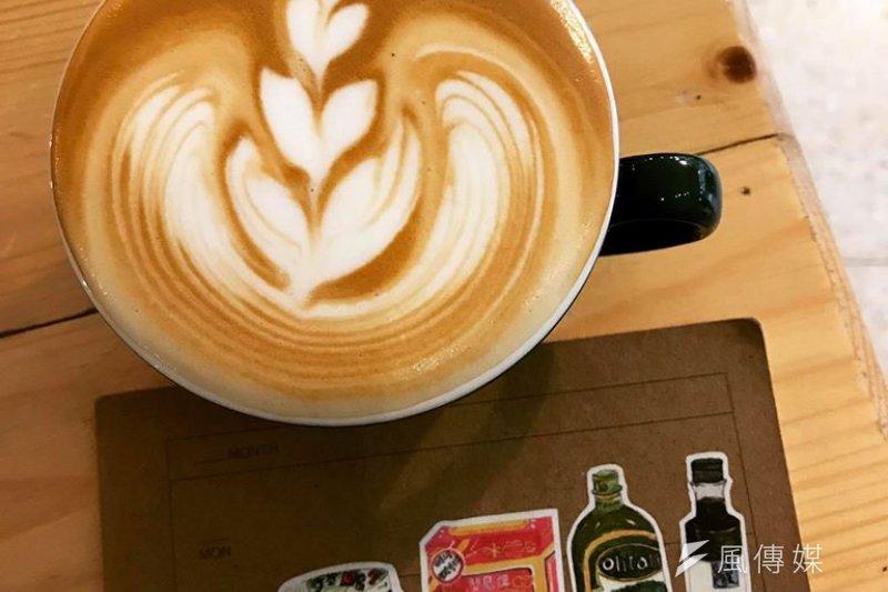 沒想到咖啡除了能提神,還能保健康。(圖/D23 cafe@facebook)
