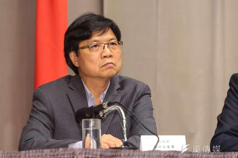 內政部長葉俊榮22日表示,《看見台灣》某種程度也催生了《海洋管理法》與《濕地法》的立法。(資料照,顏麟宇攝)