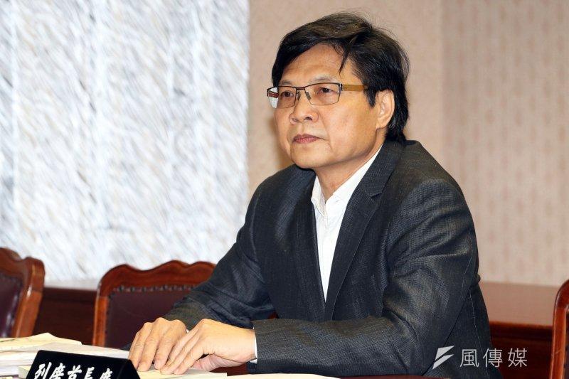 內政部長葉俊榮公布已與婦聯會達成轉型共識。(資料照片,蘇仲泓攝)