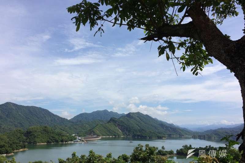 高雄平日可以支持台南供水,然而,一旦缺水只能停供。圖為南化水庫-andrew@flickr-CC BY 3.0