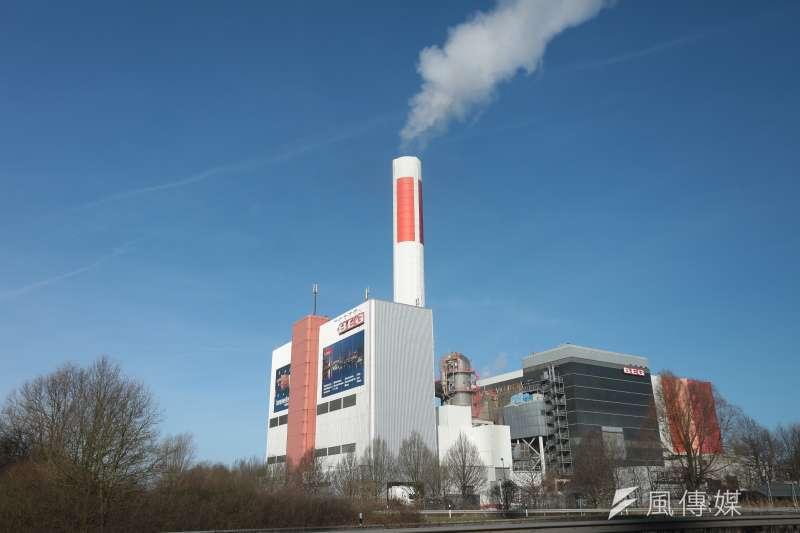 德國離岸風電專題。布萊梅工廠。(顏麟宇攝)