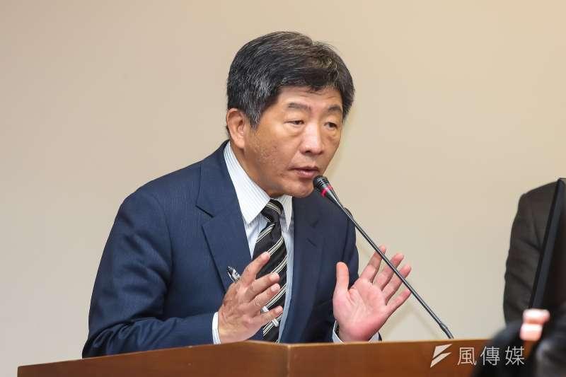 20170531-衛福部長陳時中31日於立院衛環委員會備詢。(顏麟宇攝)