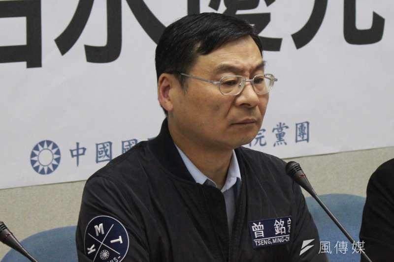 20170609-國民黨副書記長曾銘宗(方炳超攝)