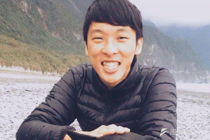 在空難中不幸離世的,還有齊柏林25歲的助手陳冠齊。(資料照,取自國立東華大學英文系臉書)
