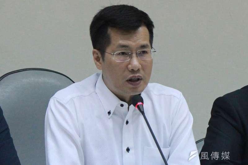 20170614-民進黨立委羅致政。(方炳超攝)