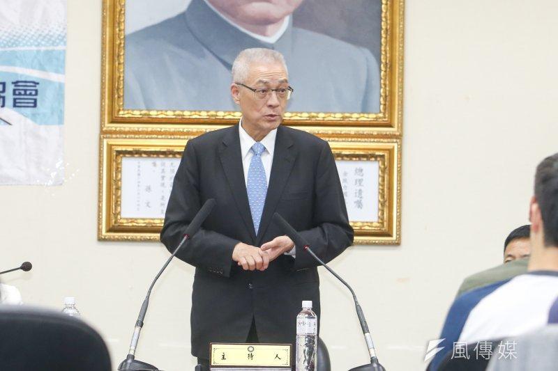 據報載,國民黨常委日前在中常會決議,解除孫文學校總校長張亞中的職權。(陳明仁攝)