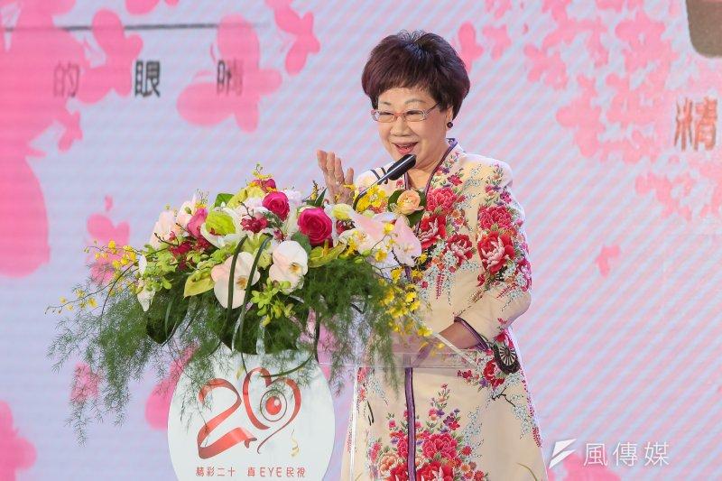 前副總統呂秀蓮隨扈王鴻儒日前被調查出遭中國吸收淪為共諜,法院於並26日判決9個月有期徒刑。(資料照,顏麟宇攝)