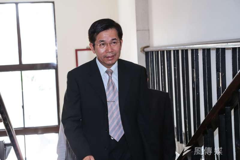 20170621-教育部長潘文忠21日出席立院黨團協商。(顏麟宇攝)
