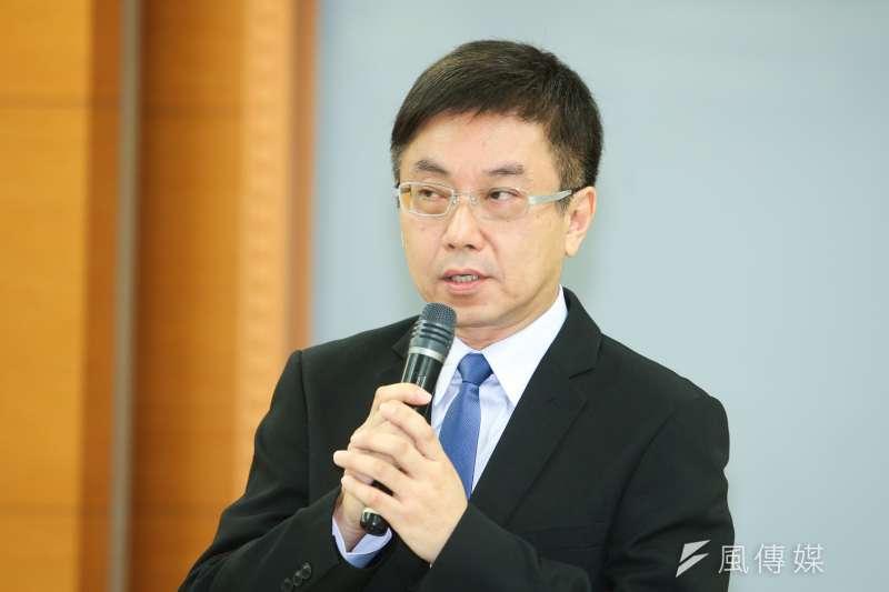 林務局局長林華慶(陳明仁攝)