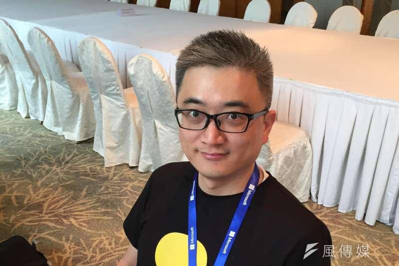 「PTT之父」、台灣人工智慧(AI)實驗室創辦人杜奕瑾。(取自杜奕瑾臉書)