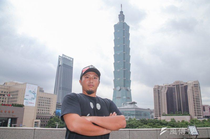 李杜軒透露,他在軟銀一軍的時候,甫退休的球星井口資仁與鳥谷敬向他提出,希望可以到台灣來教小球員。(陳明仁攝)