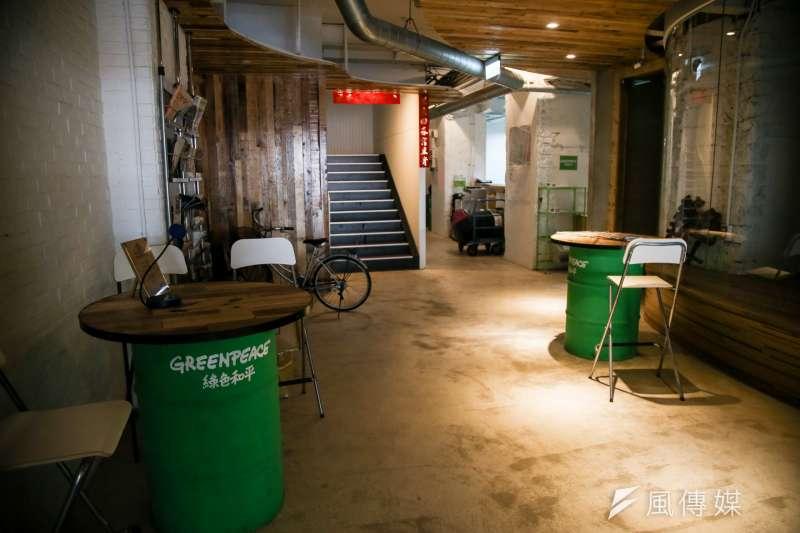 20170704-綠色和平能源合作社(Greenpeace Energy).台北市基地(陳明仁攝)