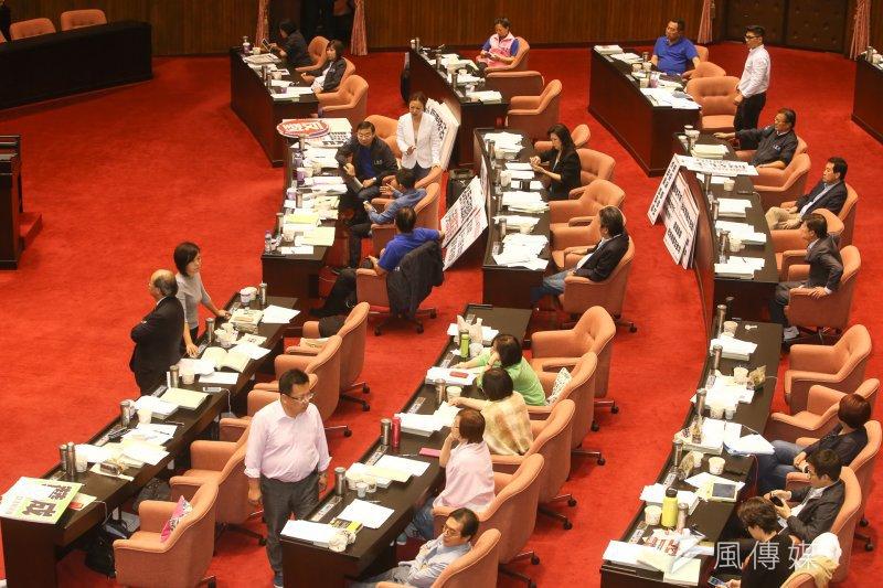 前瞻基礎建設預算11日送到立法院。(資料照片,陳明仁攝)