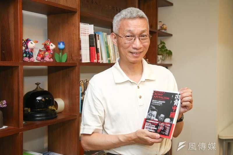 美國加州克萊蒙特麥肯納學院政府學教授、凱克國際戰略研究中心主任裴敏欣。(陳明仁攝)