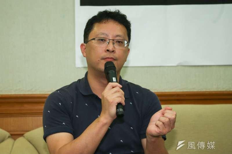 醫療盟醫師林秉鴻(陳明仁攝)