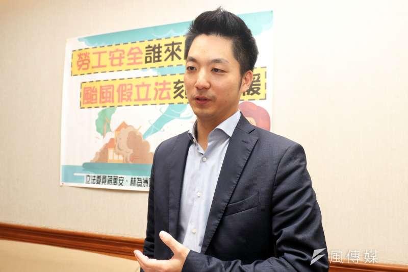 國民黨立法委員蔣萬安(資料照,蘇仲泓攝)