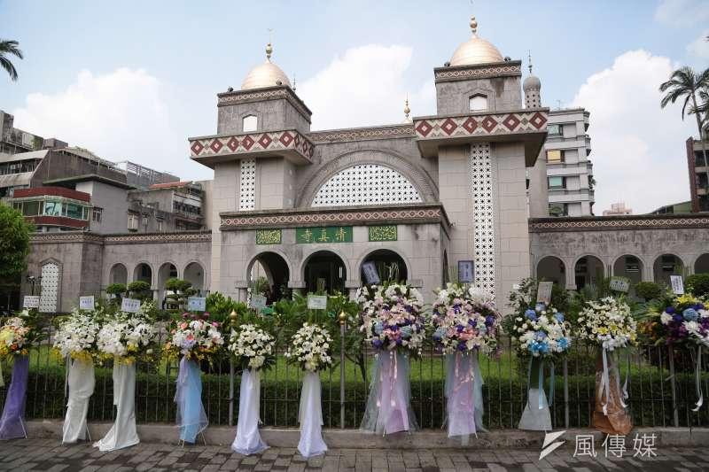 武漢肺炎確診機師日前曾到台北清真寺參與活動,台科大25日表示,校內有65人曾參加此活動。(資料照,顏麟宇攝)