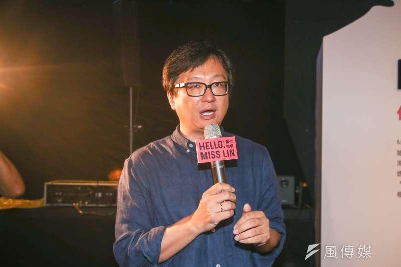 中華文化總會副秘書長張鐵志7日赴香港時,在機場被拒絕入境。(資料照,陳明仁攝)