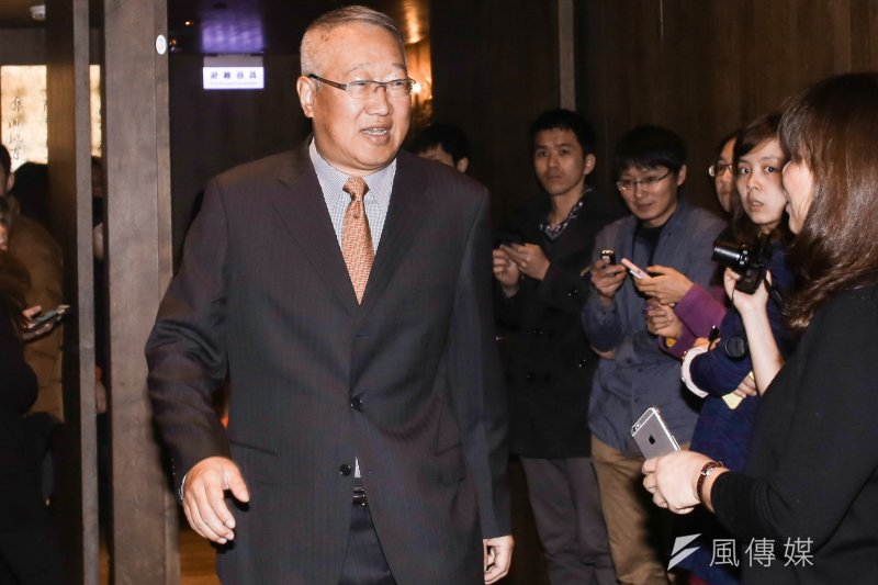 中影董事長郭台強。(資料照片,林韶安攝)