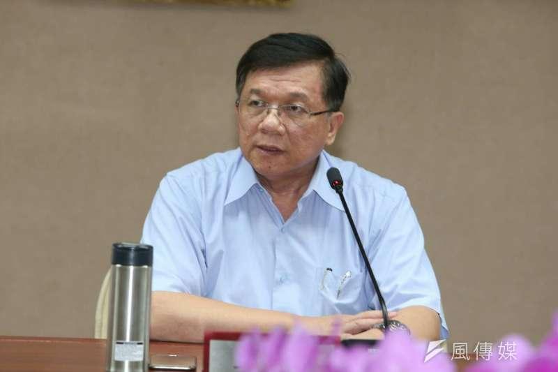 剛接任工研院董事長,李世光就要處理和高通合作可能破局的問題。(資料照片,陳明仁攝)