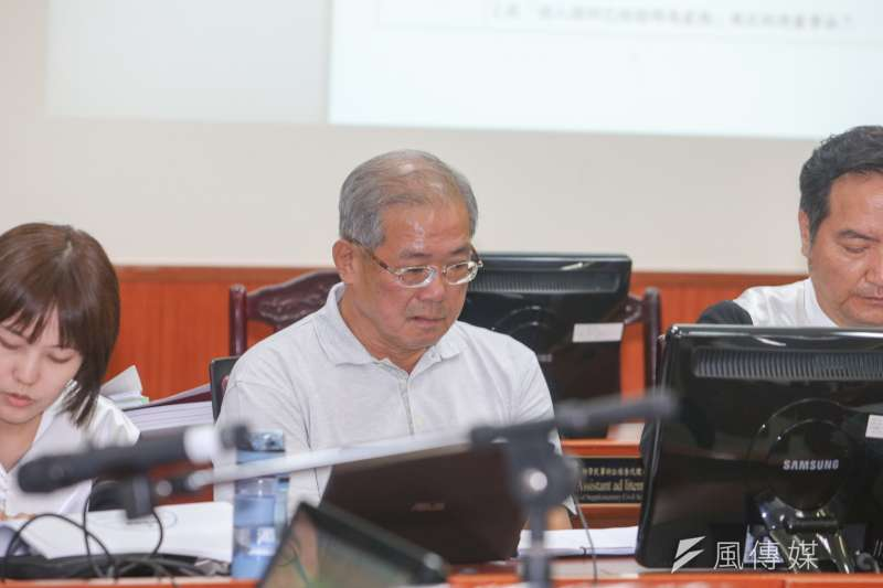 被控涉搶獲特赦的蘇炳坤出席被控涉搶獲特赦的蘇炳坤提起再審,台灣高等法院第二度開庭。(陳明仁攝)