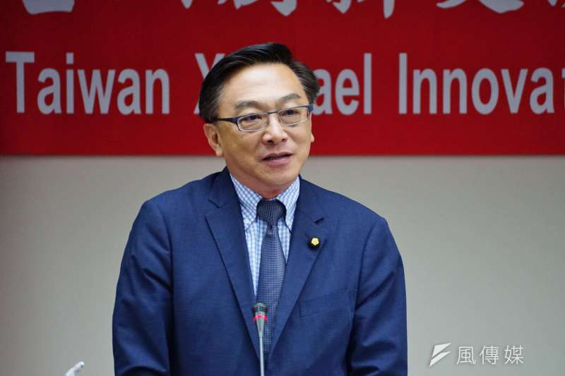 國民黨不分區立委陳宜民有意參選高雄市長。(資料照片,盧逸峰攝)
