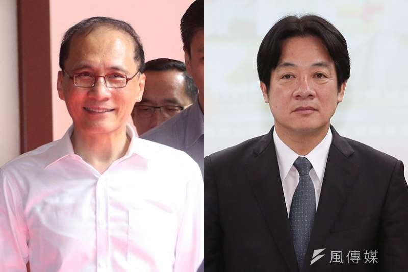 筆者指出,內閣人事變化,林下賴上,但其實賴犯過制度上很嚴重、台灣政壇卻不見得重視的汙點,就是他曾經藐視議會的質詢權,馴至曾因此被法院懲戒過。(蘇仲泓、顏麟宇攝)