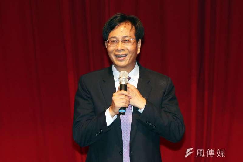 第一金董事長廖燦昌稍早請辭獲准,成為遠航掏空案首位下台的公股行庫高層。(資料照,蘇仲泓攝)