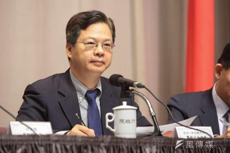 針對高通暫停與工研院的5G合作案,經濟部次長龔明鑫表示,不會放棄任何和高通溝通的機會。(資料照,顏麟宇攝)