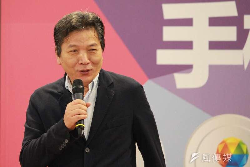 親民黨團總召李鴻鈞將擔任長庚董事。(資料照片,方炳超攝)