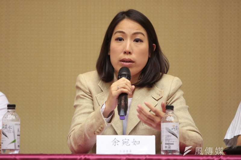 民進黨籍立委余宛如今(17)日表示,台灣國營銀行核心系統始於1982年財政部的計畫,系統超過30年未更新。(資料照,顏麟宇攝)