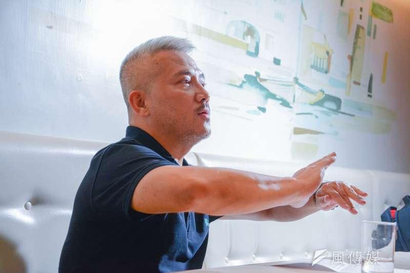 20170921-國光劇團導演,李小平導演專訪。(陳明仁攝)