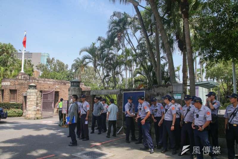 根據台北市議員簡舒培調閱資料發現,當天負責的台北市警局大安分局羅斯福派出所,自11時後,就再也沒有和台大電話聯繫的紀錄。(資料照,陳明仁攝)